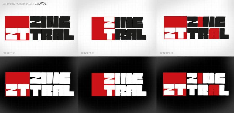 Konkurrenceindlæg #                                        90                                      for                                         Logo Design for ZineTral