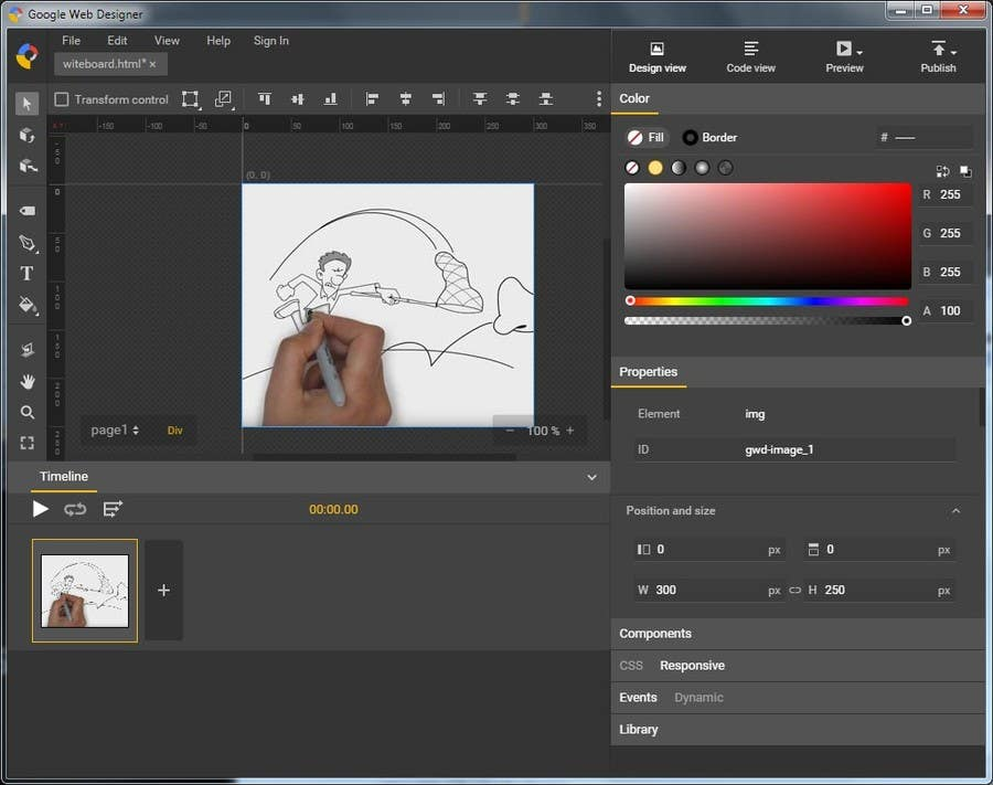 Entry 4 By Andrewha For Design A Banner In Google Web Designer Html5 Freelancer