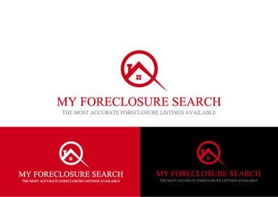 #62 for Basic Foreclosure Logo by creativeblack