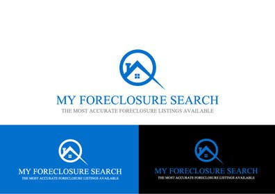#63 for Basic Foreclosure Logo by creativeblack