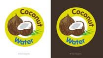 Graphic Design Entri Peraduan #166 for Logo Design for Startup Coconut Water Company