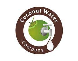 #187 para Logo Design for Startup Coconut Water Company por innovys