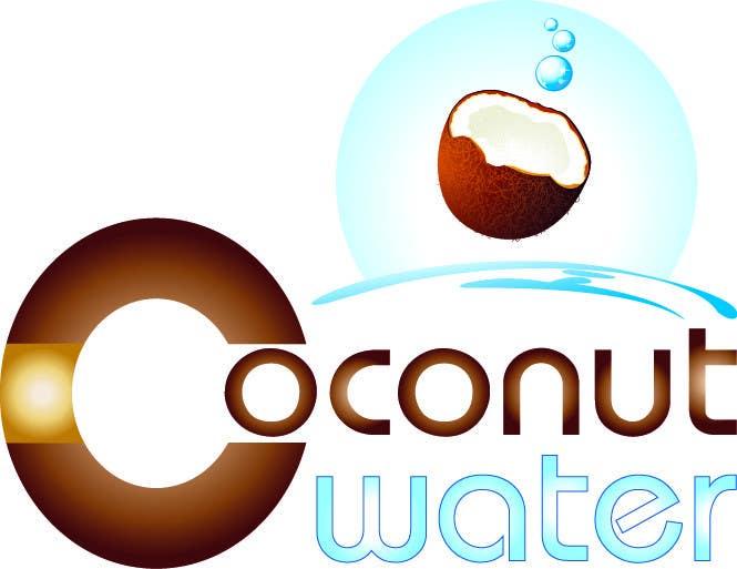 Inscrição nº 53 do Concurso para Logo Design for Startup Coconut Water Company