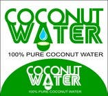 Graphic Design Inscrição do Concurso Nº119 para Logo Design for Startup Coconut Water Company