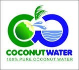 Graphic Design Inscrição do Concurso Nº122 para Logo Design for Startup Coconut Water Company