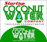 Graphic Design Entri Peraduan #128 for Logo Design for Startup Coconut Water Company