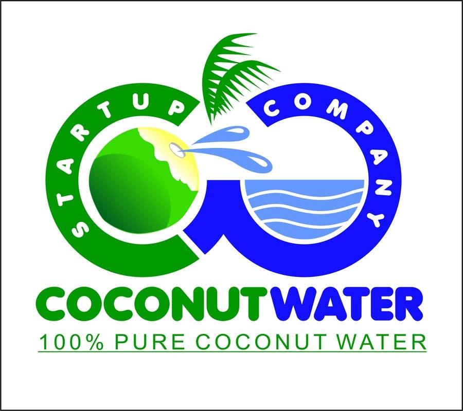 Inscrição nº 129 do Concurso para Logo Design for Startup Coconut Water Company