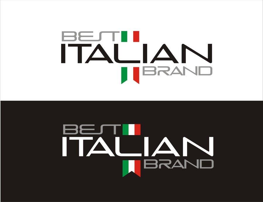 #105 for Logo Design for bestitalianbrand.com by YONWORKS