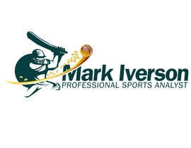 #215 para Logo Design for Mark Iverson por taks0not