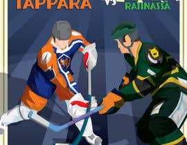 #8 untuk Graphic Design for Hockey event oleh Ferrignoadv