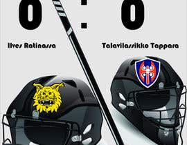 #14 pentru Graphic Design for Hockey event de către aibratu