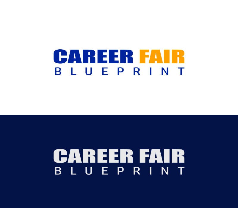 Entry 46 by moonlightcse for career fair blueprint logo design contest entry 46 for career fair blueprint logo design malvernweather Images