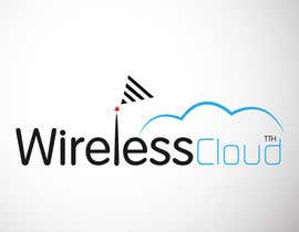 xpert1833 tarafından Logo Design for Wireless Cloud TTH için no 737