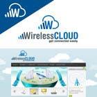 Graphic Design Entri Peraduan #306 for Logo Design for Wireless Cloud TTH