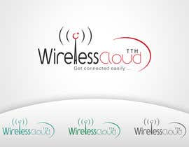 #746 cho Logo Design for Wireless Cloud TTH bởi mtuan0111