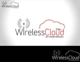 nº 721 pour Logo Design for Wireless Cloud TTH par blackbilla
