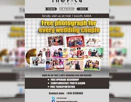 #25 untuk Design a Flyer for Thepica Studio Wedding Fair oleh niyajahmad