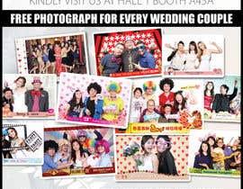 #33 untuk Design a Flyer for Thepica Studio Wedding Fair oleh amcgabeykoon