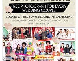 #36 untuk Design a Flyer for Thepica Studio Wedding Fair oleh amcgabeykoon