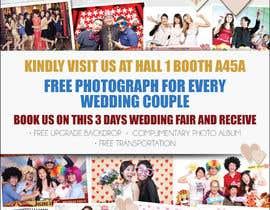 #40 untuk Design a Flyer for Thepica Studio Wedding Fair oleh amcgabeykoon