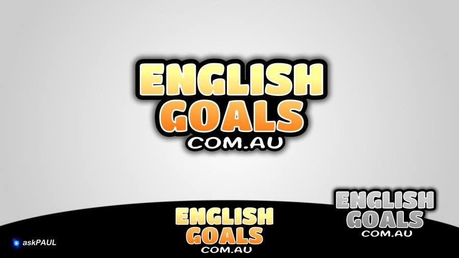 Contest Entry #26 for Logo Design for 'English Goals'