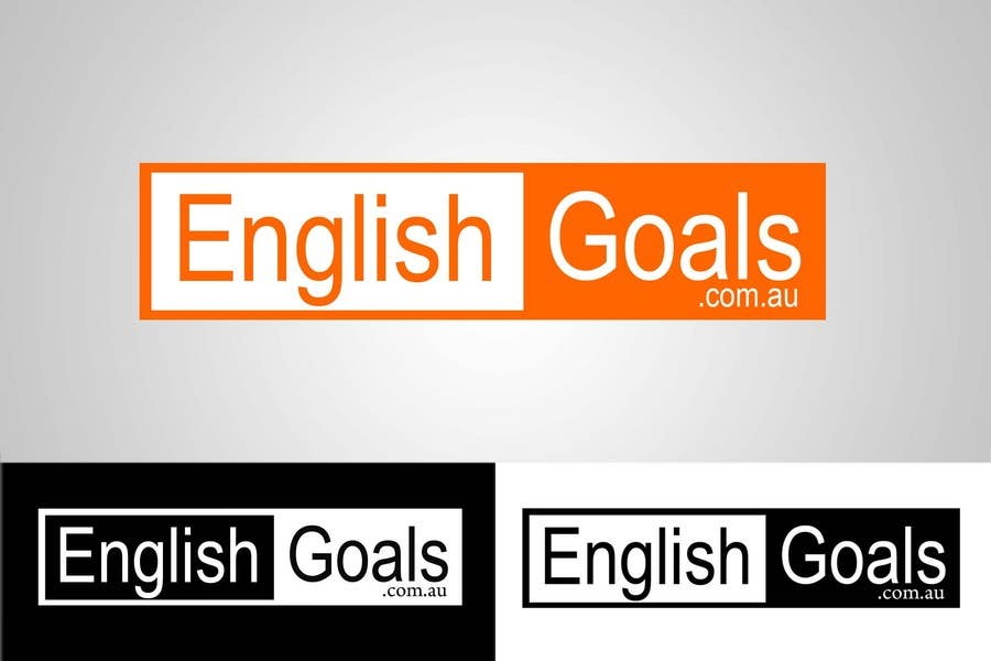 Contest Entry #107 for Logo Design for 'English Goals'