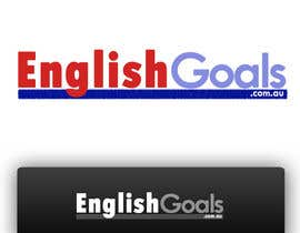 nº 126 pour Logo Design for 'English Goals' par murdpower