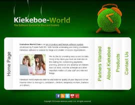 #15 for Design a product web site for Child Daycare Center Software. by armanchik