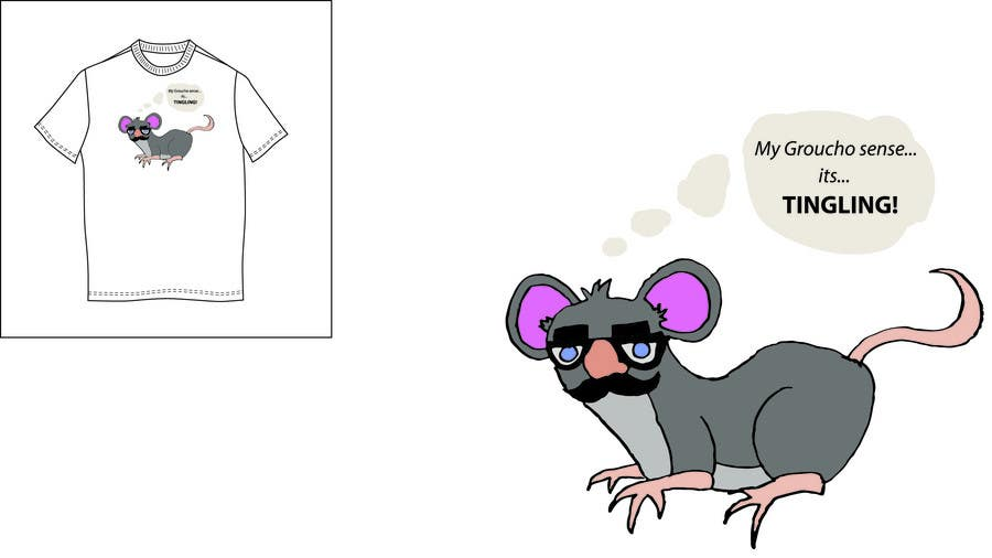 Proposition n°                                        22                                      du concours                                         T-shirt Design for Winfirst P/L