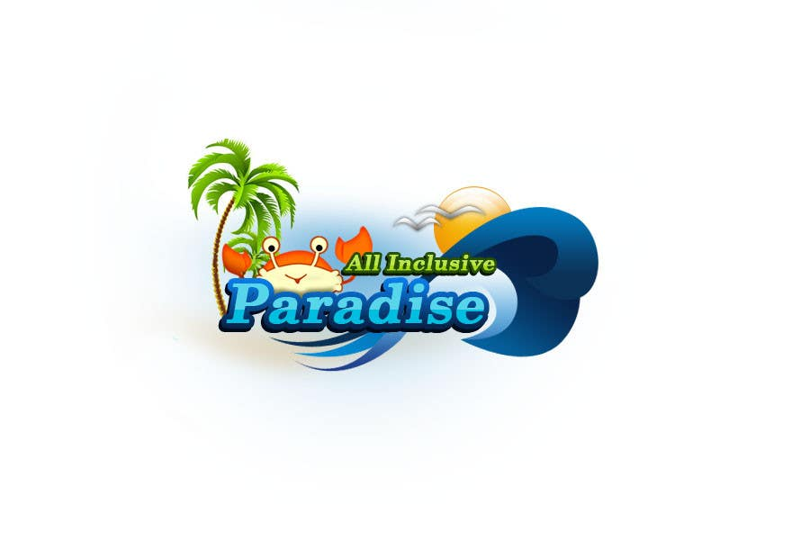 Contest Entry #                                        42                                      for                                         Logo Design for All Inclusive Paradise