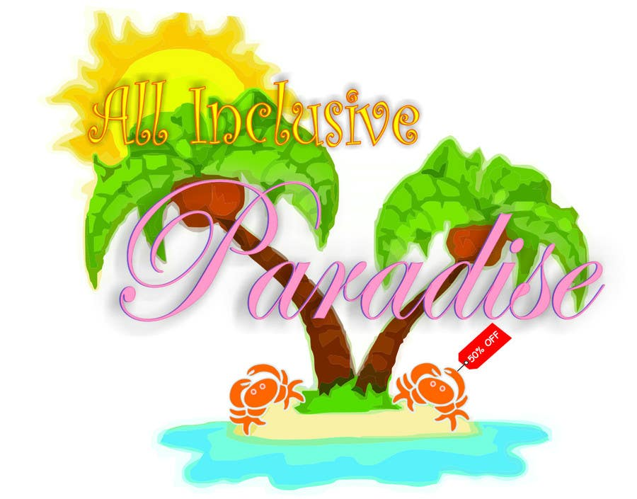 Contest Entry #                                        106                                      for                                         Logo Design for All Inclusive Paradise