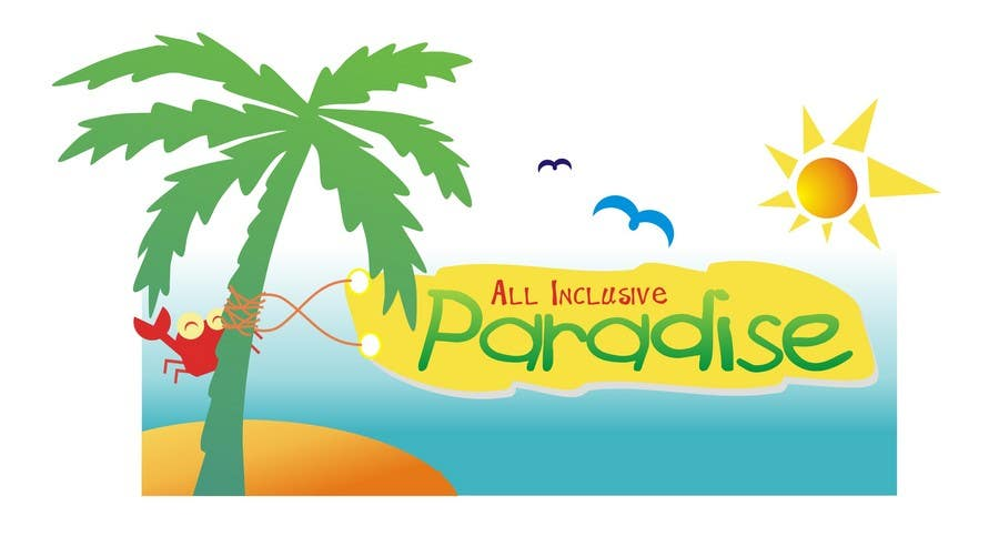 Contest Entry #                                        59                                      for                                         Logo Design for All Inclusive Paradise