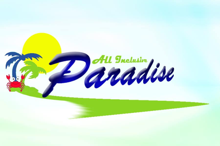 Contest Entry #                                        116                                      for                                         Logo Design for All Inclusive Paradise