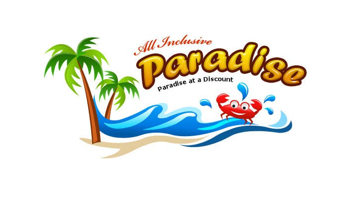 Contest Entry #                                        103                                      for                                         Logo Design for All Inclusive Paradise