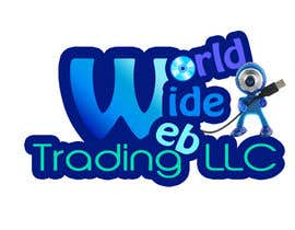 alienbd tarafından Stationery Design for World Wide Web Trading LLC için no 11