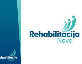 "#7 para Logo Design for a rehabilitation clinic in Croatia -  ""Rehabilitacija Nova"" por Grupof5"