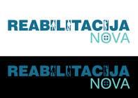 "Graphic Design Конкурсная работа №216 для Logo Design for a rehabilitation clinic in Croatia -  ""Rehabilitacija Nova"""