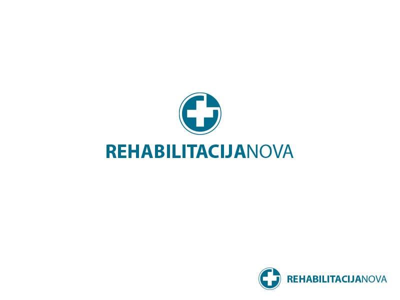"Конкурсная заявка №187 для Logo Design for a rehabilitation clinic in Croatia -  ""Rehabilitacija Nova"""