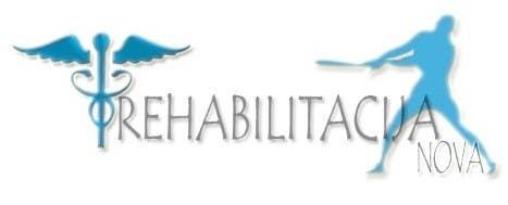 "Конкурсная заявка №91 для Logo Design for a rehabilitation clinic in Croatia -  ""Rehabilitacija Nova"""