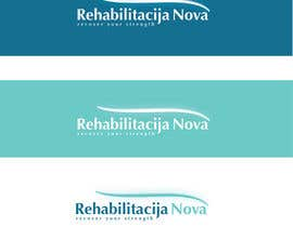 "#251 for Logo Design for a rehabilitation clinic in Croatia -  ""Rehabilitacija Nova"" by r3x"