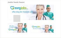Entry # 11 for Ontwerp een Banner for facebook, twitter, linkedin header for a health care jobboard by