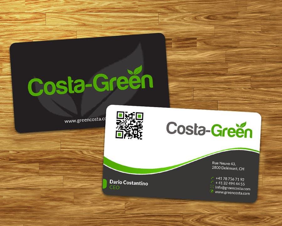 Penyertaan Peraduan #                                        65                                      untuk                                         Design some Business Cards for my company selling medicine