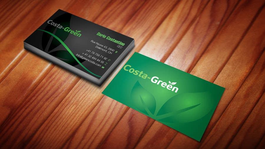 Penyertaan Peraduan #                                        26                                      untuk                                         Design some Business Cards for my company selling medicine