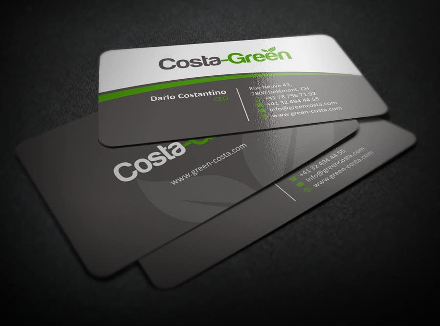 Penyertaan Peraduan #                                        18                                      untuk                                         Design some Business Cards for my company selling medicine