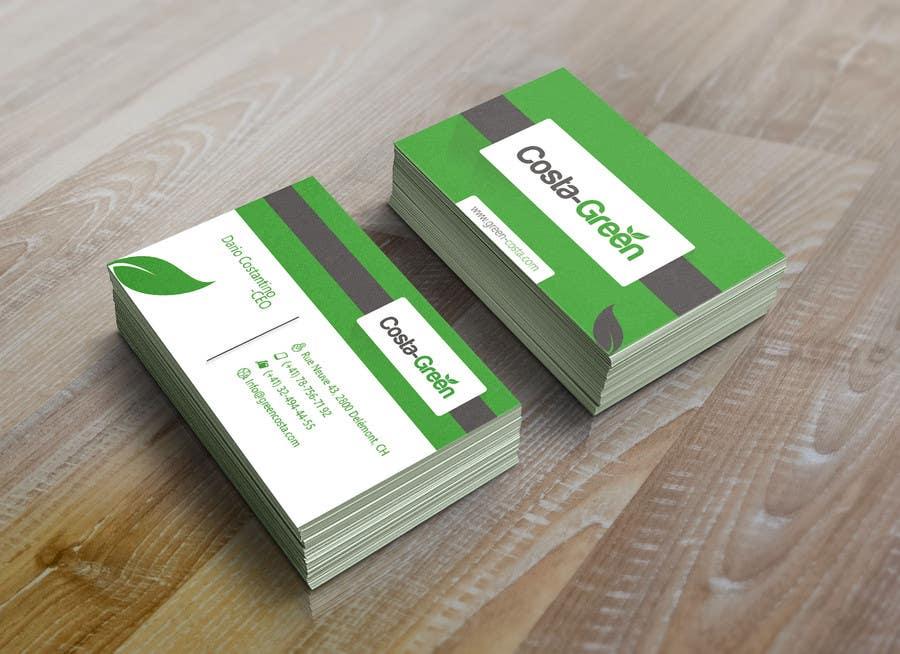 Penyertaan Peraduan #                                        25                                      untuk                                         Design some Business Cards for my company selling medicine