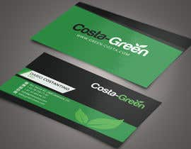 #40 untuk Design some Business Cards for my company selling medicine oleh Badro65