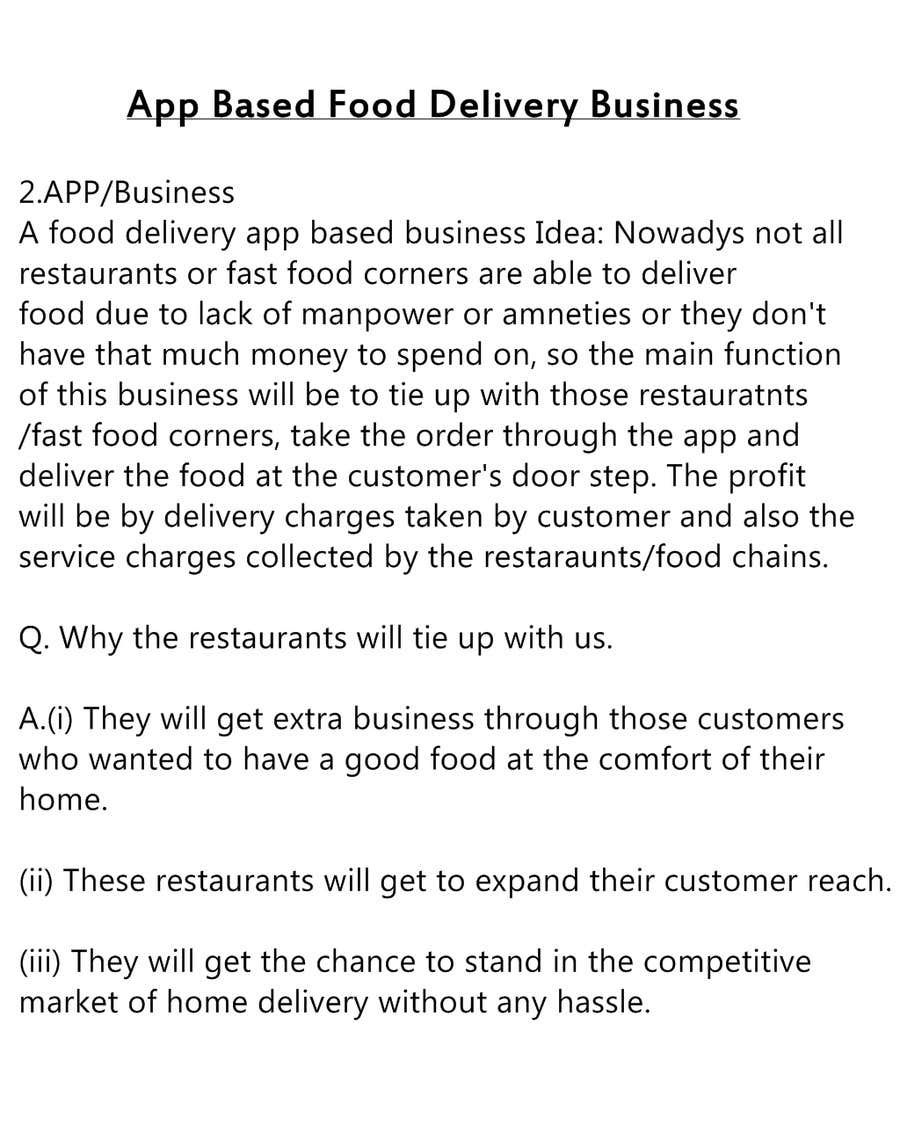 Entry #5 by AshutoshkRai for Submit Business Idea and win   Freelancer
