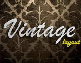 cornelcosarca tarafından I need some Graphic Design for Vintage Signage Background için no 32