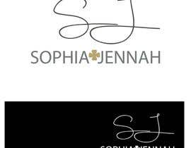 #20 для Logo Design for Sophia Jennah от JennyJazzy