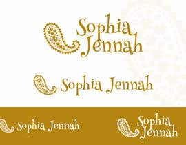 #33 for Logo Design for Sophia Jennah by lugas